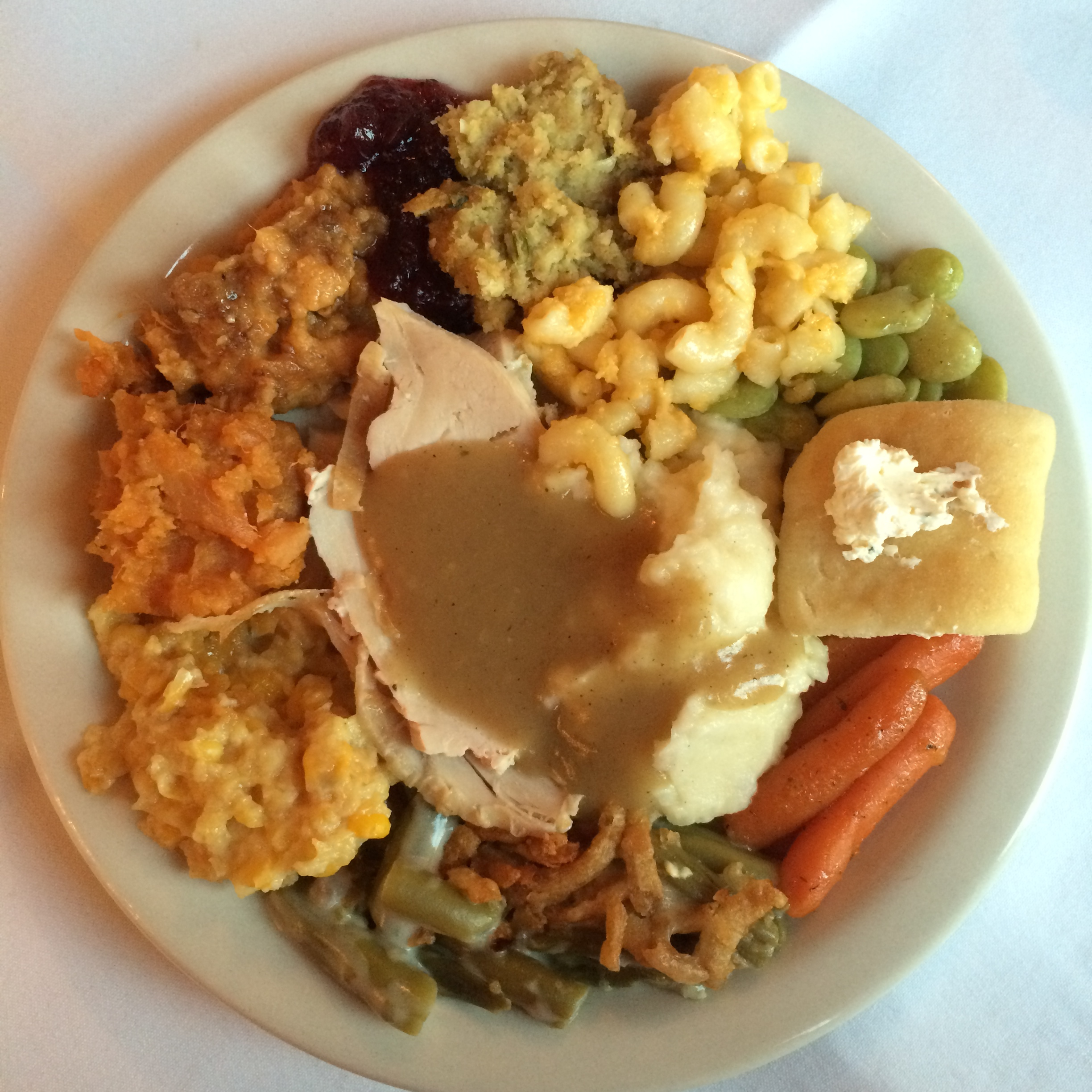 101 in 1001 haney bee for Traditional southern thanksgiving dinner menu